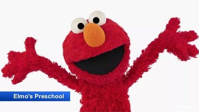 @gibsonbiddle Elmo's Preschool