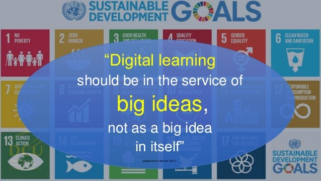 Education for Better Futures: The Duality of Digital Learning