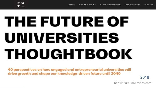 http://futureuniversities.com 2019