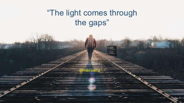 The Rhetoric Reality Gap