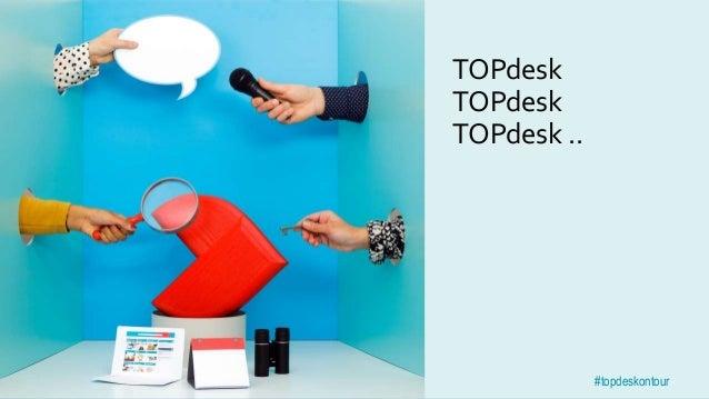 TOPdesk on Tour#topdeskontour #topdeskontour TOPdesk TOPdesk TOPdesk ..