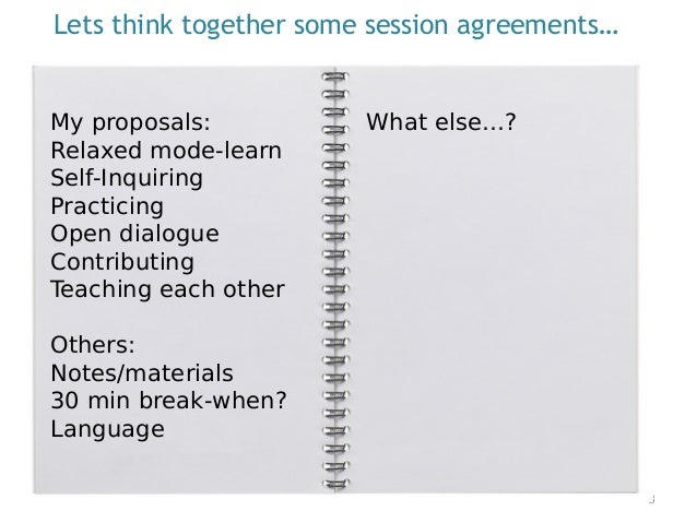 Mindful & agile leadership Session 1 Slide 3