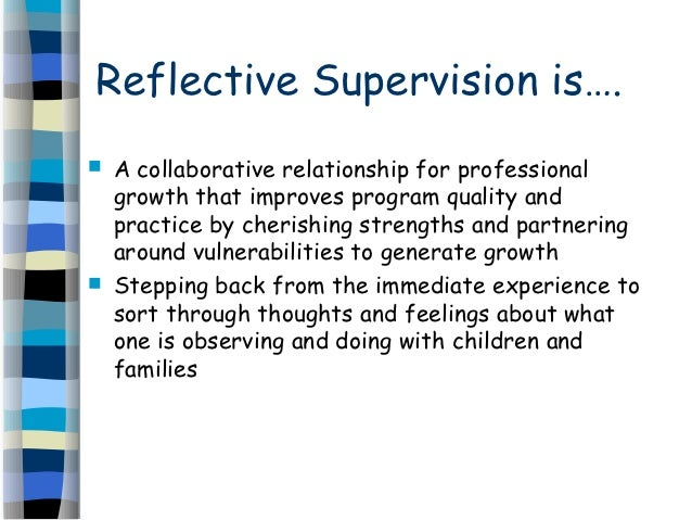 supportive supervision 1what is supportive supervision 11 what is the attitude of a supervisor look like  aids 111 planning regular supportive supervision visits 112 what to cover during the visit 113 always be.