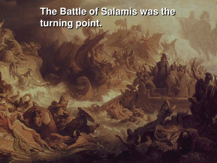 The battle of salamis essay