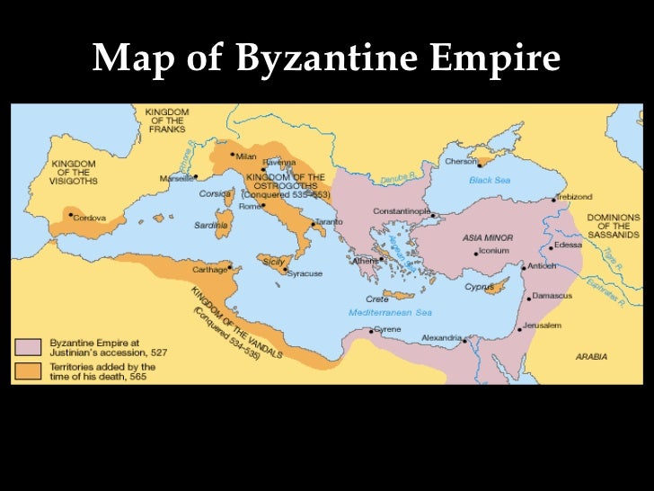 1 1 the byzantine empire
