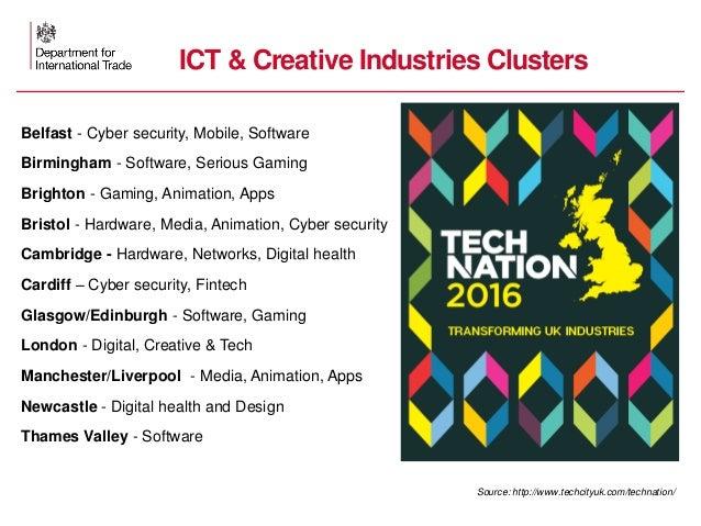 7 1. London 12. Cambridge 13. Bristol 15. Oxford Source : https://digitalcityindex.eu/ EDCi (European Digital City Index) ...