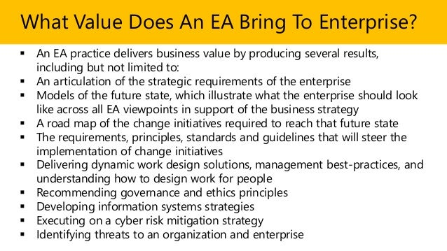 What Is An Enterprise Architect? In 2 Minutes Slide 3