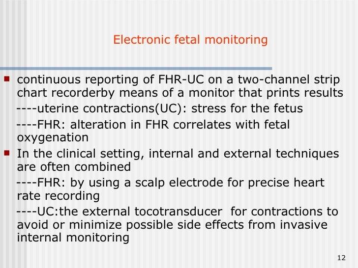 Fetal Heart Rate Chart Frodofullring