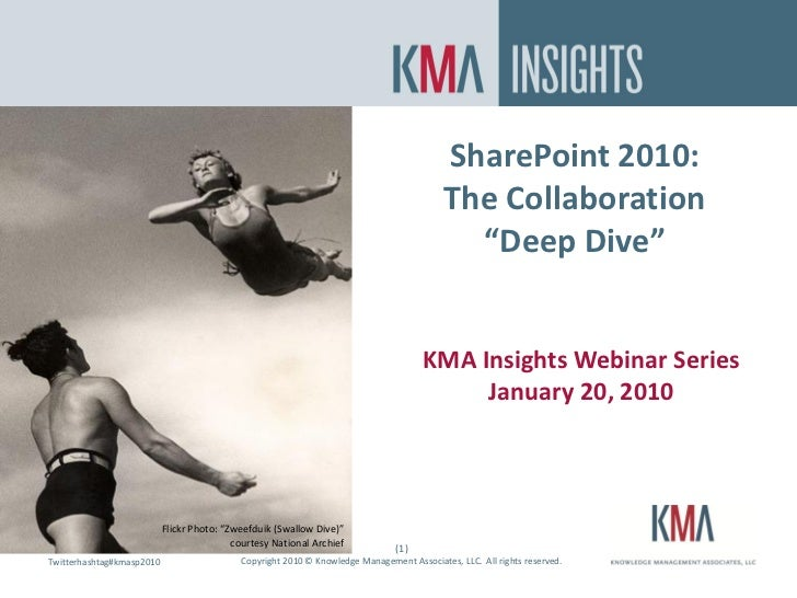 SharePoint 2010:                                                                                            The Collaborat...