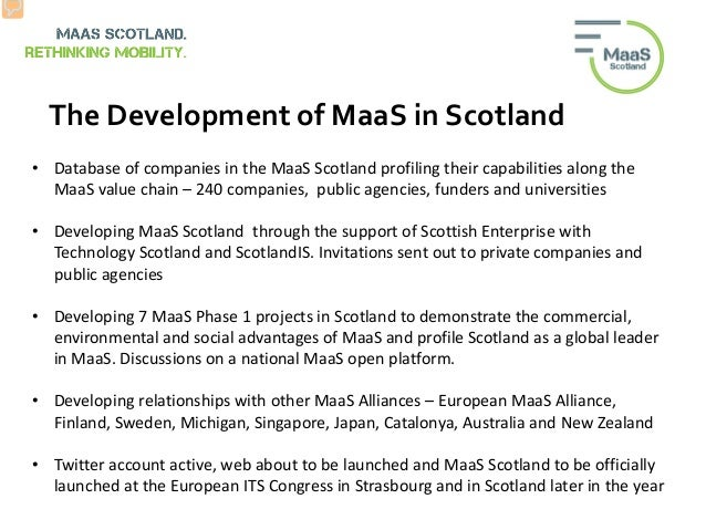 STEP Summer Seminar 2017 - George Hazel, MaSS Scotland