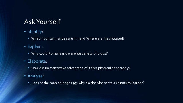Roman Geo