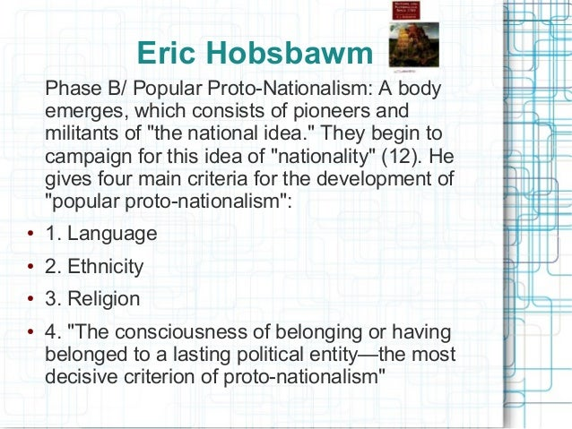 theories in nationalism Nationalism is one of the most hotly contested issues of our time despite its political significance and burgeoning academic literature, however, there is suprisingly little in the way of general theoretical surveys of the field.
