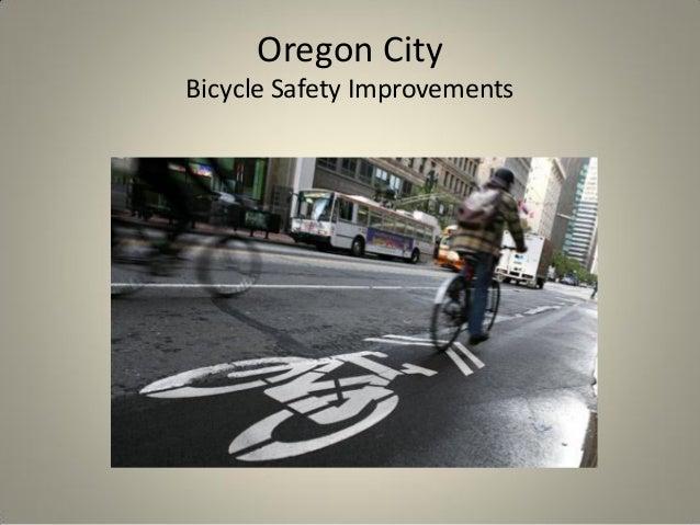 Oregon CityBicycle Safety Improvements