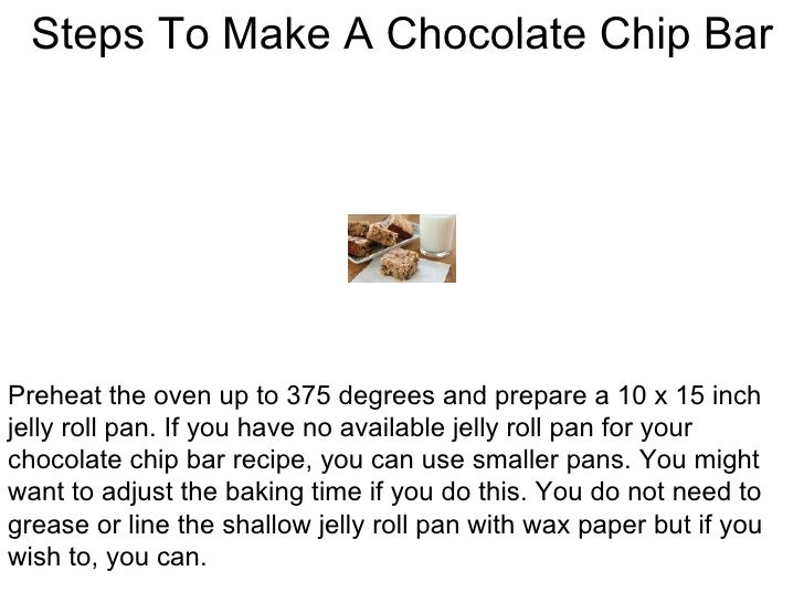 how to make chocolate bars from chocolate chips