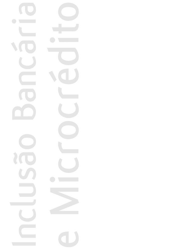 Inclusão Bancáriae Microcrédito