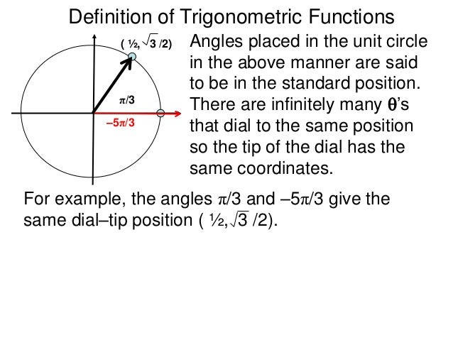 1 3 review on trig functions