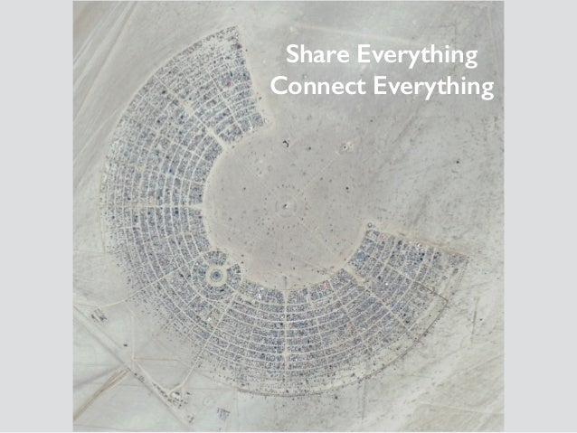 Share Everything Connect Everything