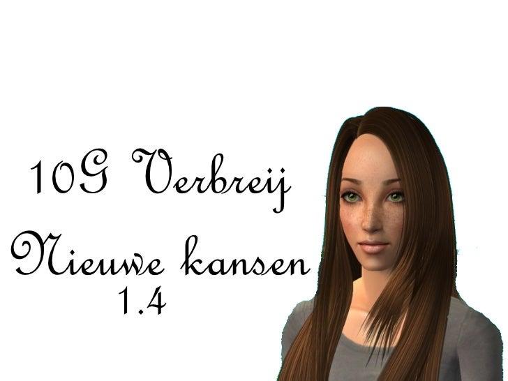10G Verbreij Nieuwe kansen 1.4