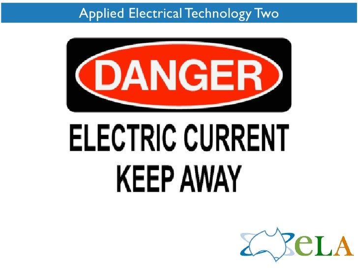 Applied Electrical Technology Two