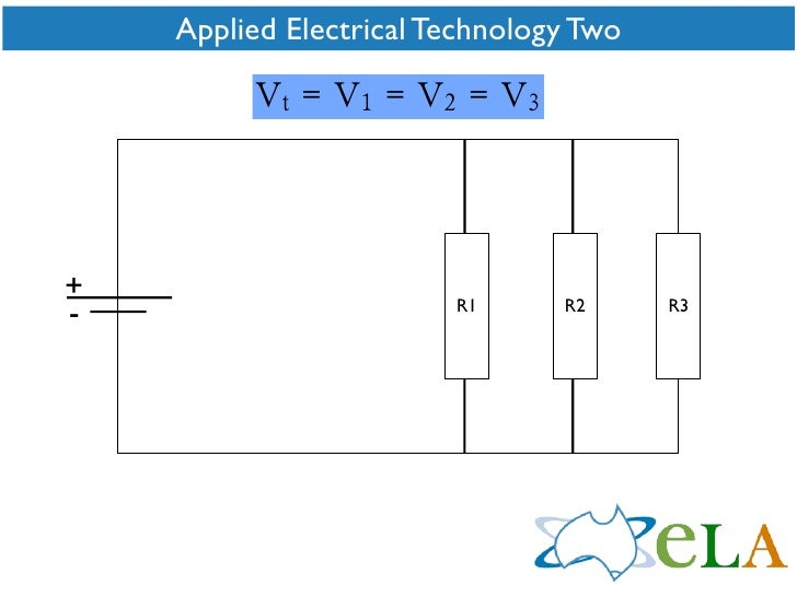 Applied Electrical Technology Two     + -                       R1      R2      R3
