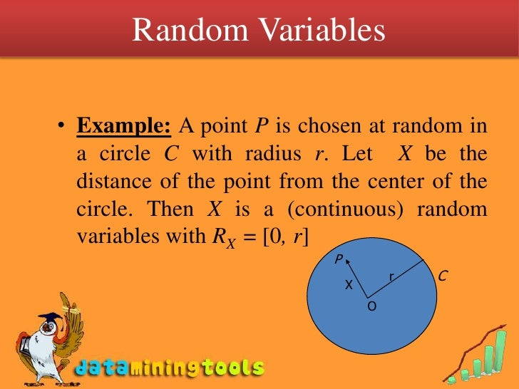 random variables and probability distributions pdf