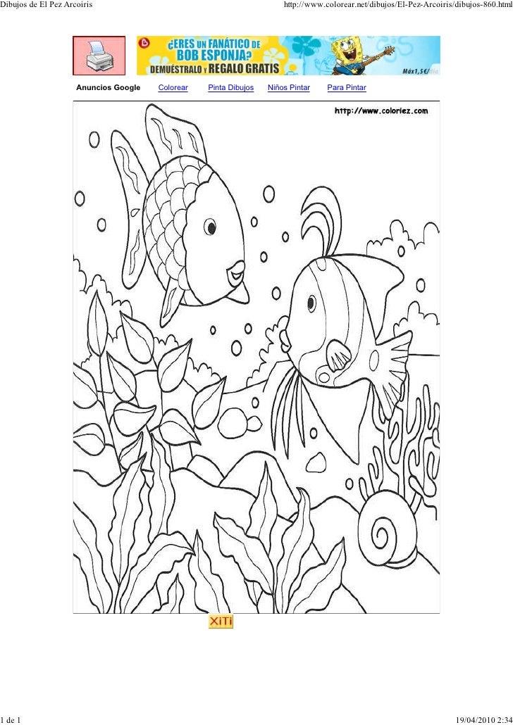 Dibujos de El Pez Arcoiris                                            http://www.colorear.net/dibujos/El-Pez-Arcoiris/dibu...