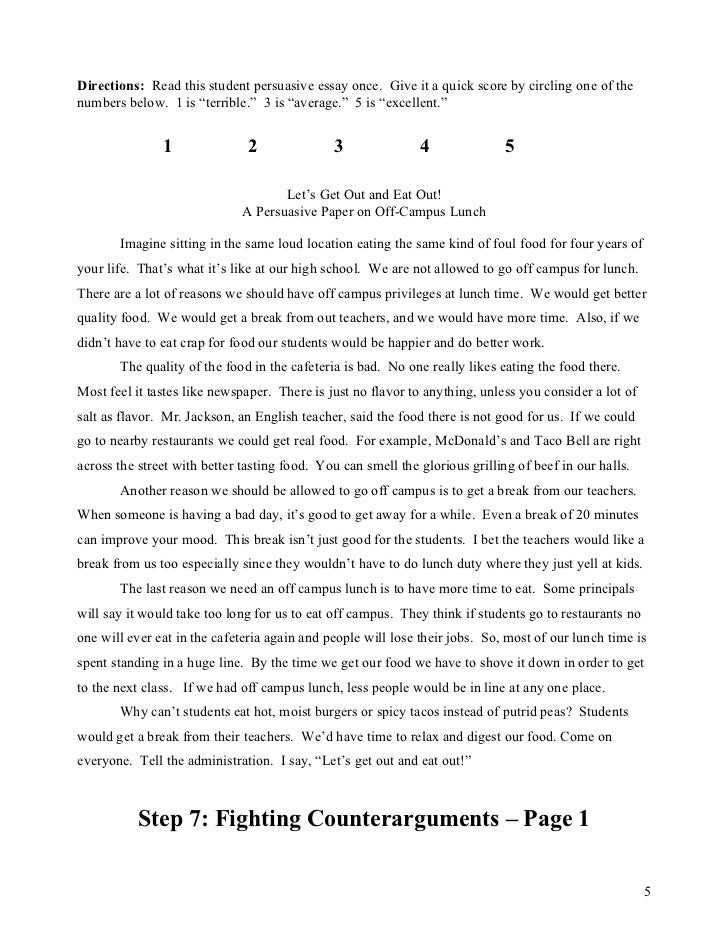Cause And Effect Essay Topics For High School School Lunch Essay  High School Years Essay also Mahatma Gandhi Essay In English School Lunch Essay  School Lunch Essay Examples Of Thesis Statements For Persuasive Essays