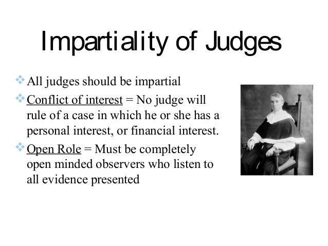 1.5 judicial branch website  Impartial Judge