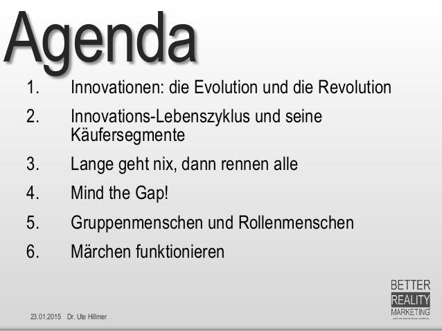 Markteinführung von Innovationen Slide 2