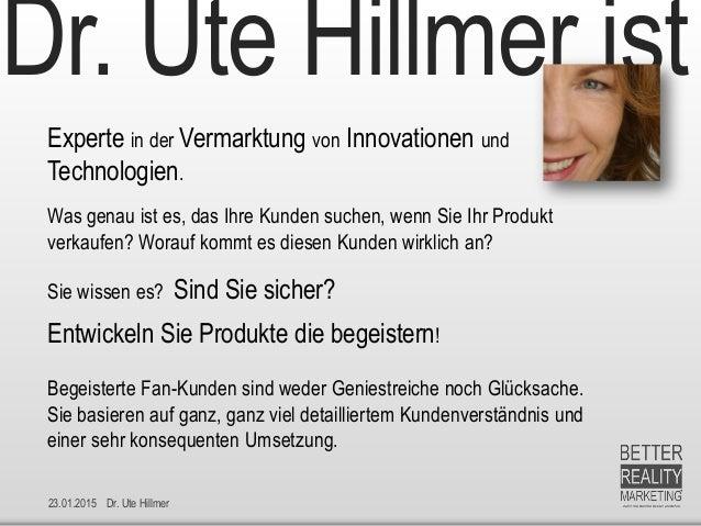 Markteinführung von Innovationen Slide 3
