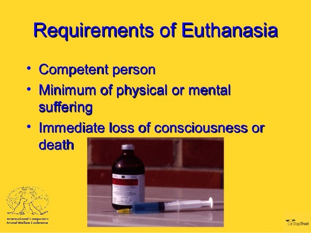 euthanasia preserve quality life The legalizing euthanasia in india law medical  or preserve life)  terminate his life owing to non-normalcy of life or bad quality of life due to.