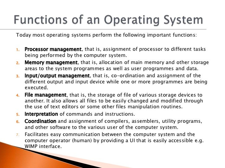 an analysis of the importance of freebsd in different computer operating systems Computer operating system help and information with links to all the major computer operating systems including all versions of windows, linux, unix, and macos.