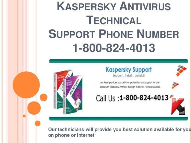 1-800-824-4013 | Kaspersky Antivirus Customer Service Telephone Numbe…
