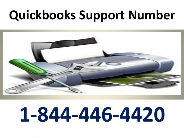 Quickbooks Support Number 1-844-446-4420