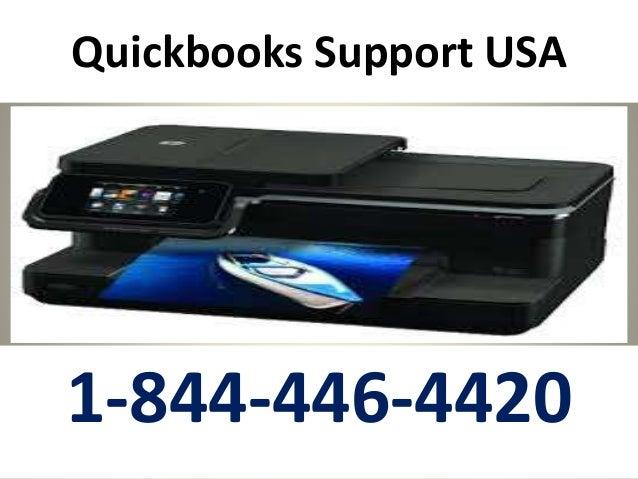 Quickbooks Support USA 1-844-446-4420