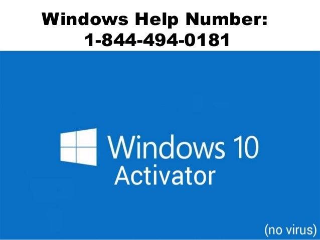 1-844-494-0181|windows activation support phone number|windows activa…