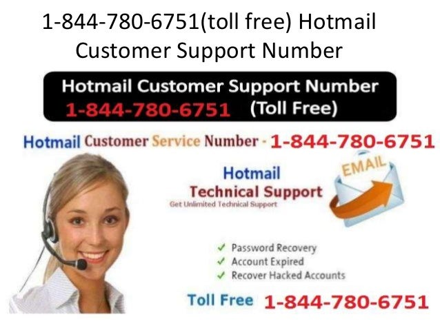 1-844-780-6751(toll free) Hotmail Customer Support Number
