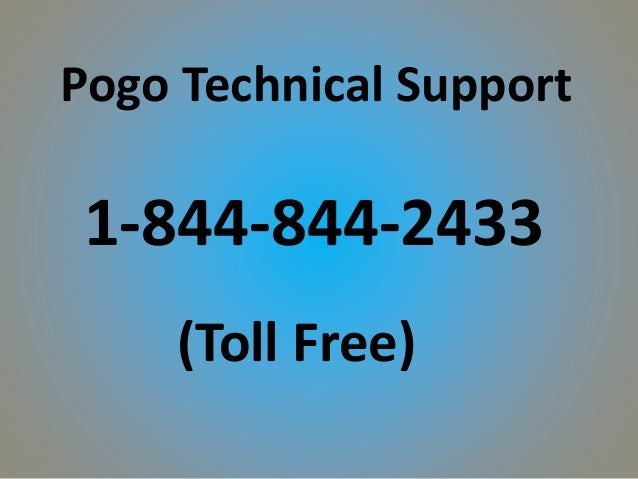 1 844-844-2433 ea club pogo games customer support number