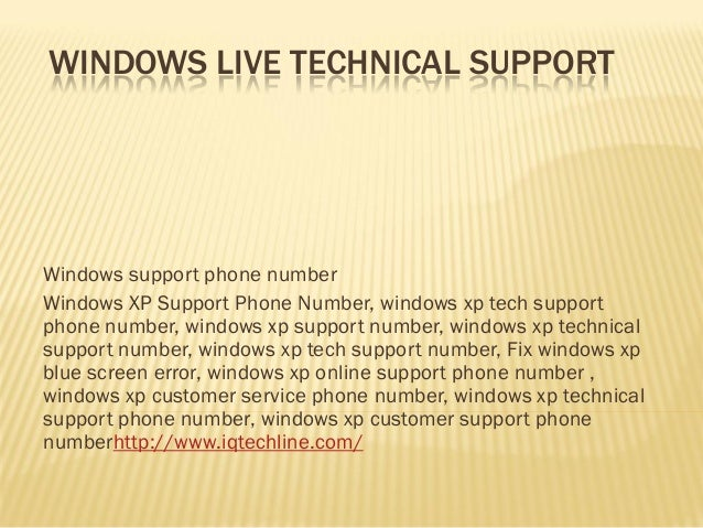 1 855-709-2847 windows xp technical support phone number