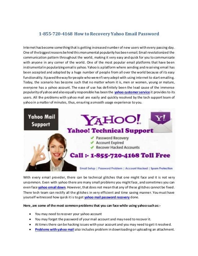 how to retrieve expired yahoo account