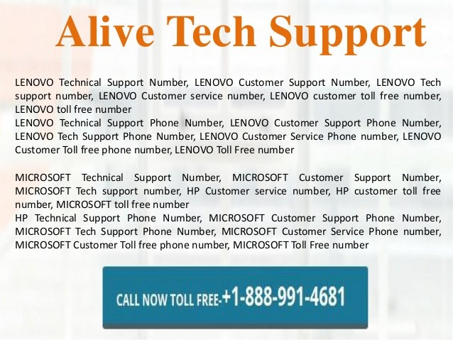 7 alive tech support