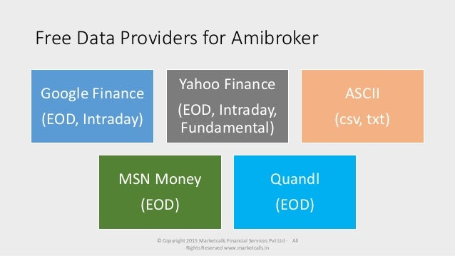 Trading system database design