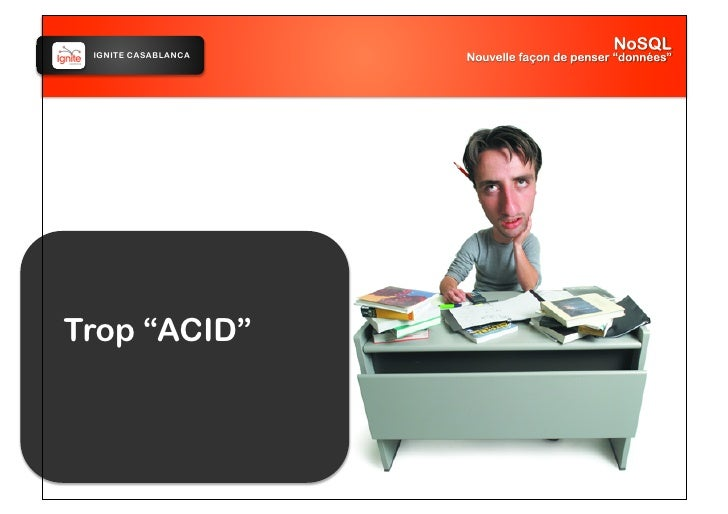 "IGNITE CASABLANCA     Trop ""ACID"""