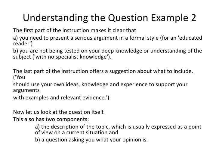 ap pertinent questions essay example How to write a good argumentative essay introduction for example, if you are arguing this type of set up does not add any pertinent information and only.