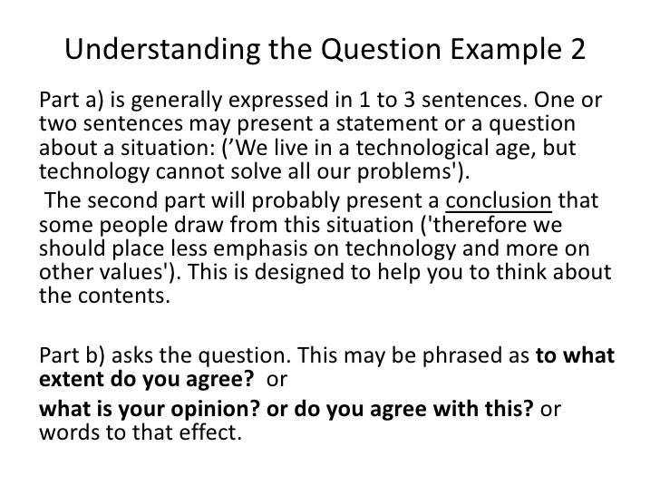 Sample questionnaire for thesis defense