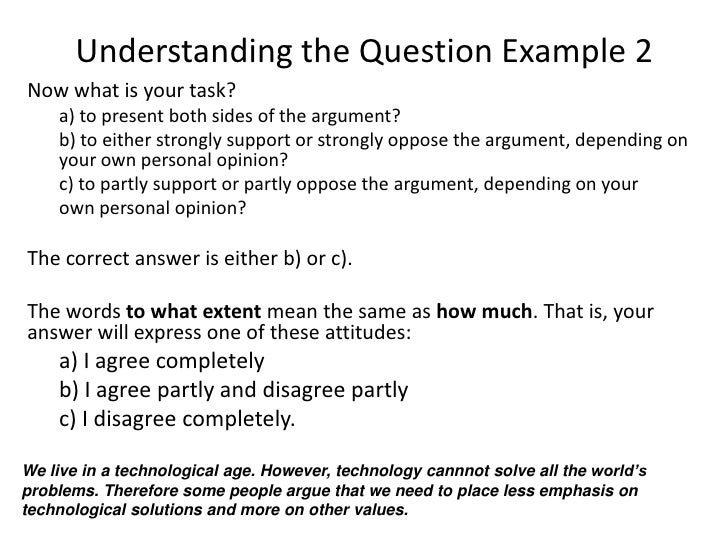 35 understanding the question example example of essay test english essay question examples - English Essay Question Examples
