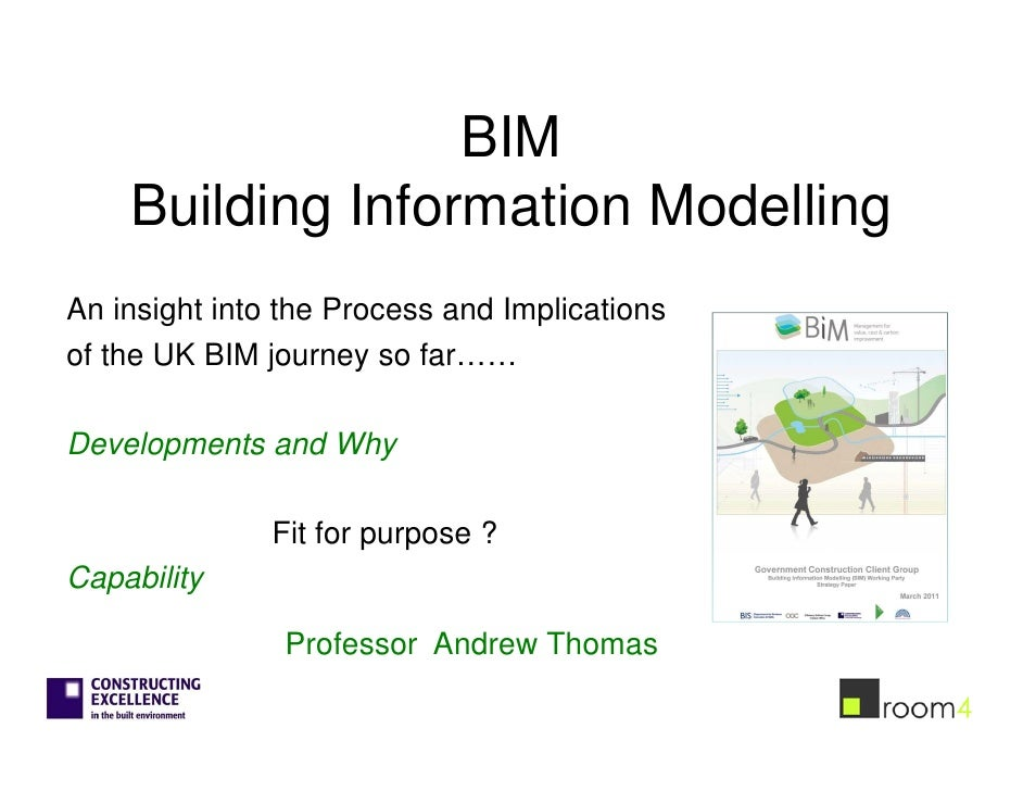 BIM    Building Information ModellingAn insight into the Process and Implicationsof the UK BIM journey so far……Development...