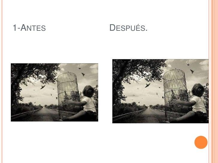 1-ANTES   DESPUÉS.