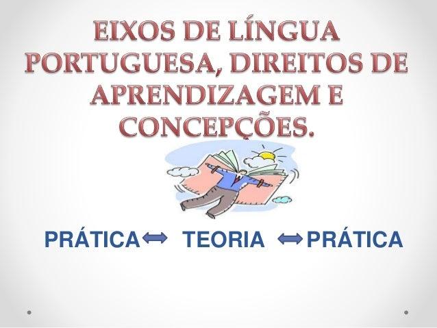 PRÁTICA TEORIA PRÁTICA
