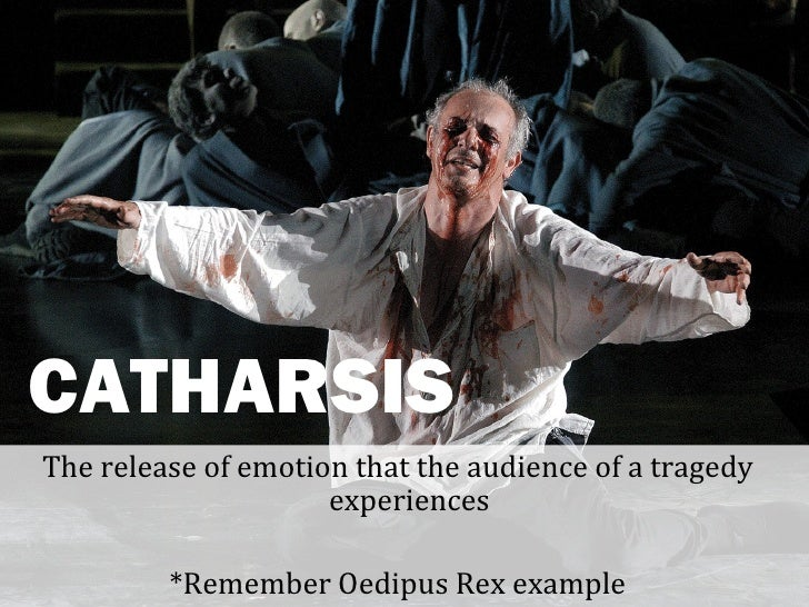 catharsis example